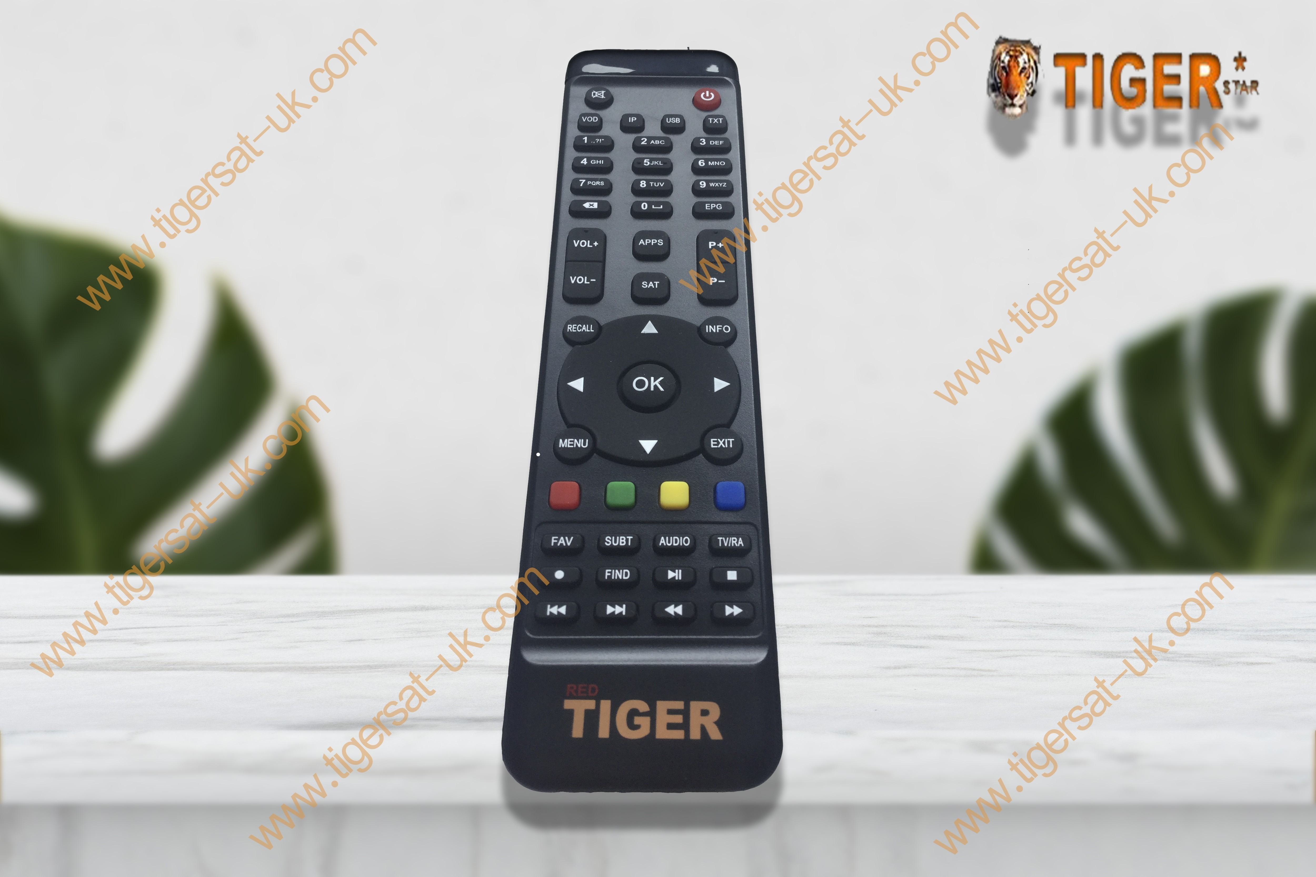 tiger star Remote control I Models